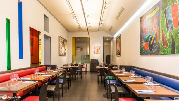 kitchen galerie bis kgb in paris restaurant reviews menu and