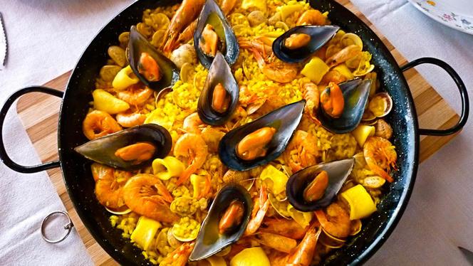 Paella marinera - Ni Carn Ni Peix, Vilafranca Del Penedes