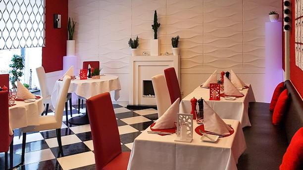 La Gourmandise Salle du restaurant