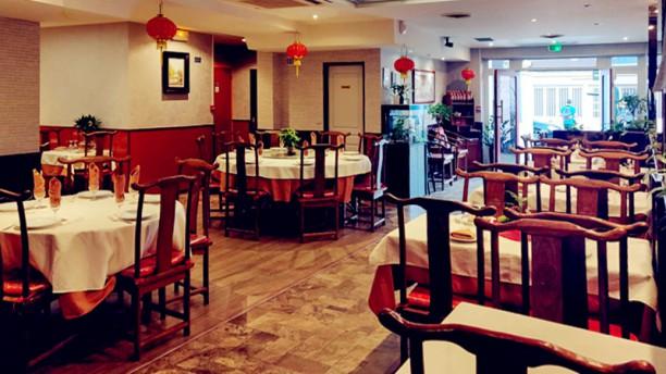 La Table Saint Germain Salle du restaurant