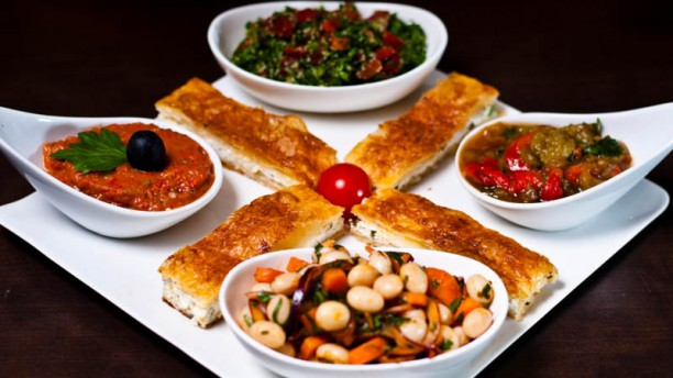 Restaurant Le Jardin d\'Erevan à Alfortville (94140) - Menu, avis ...