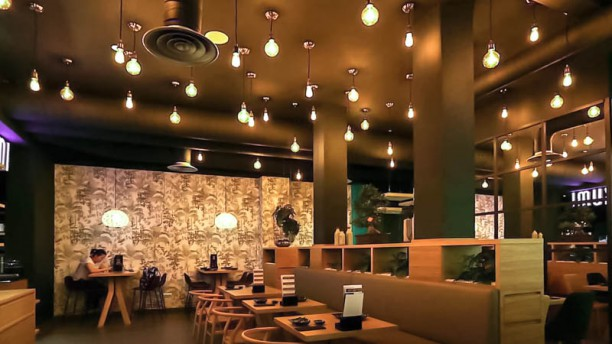 Awesome Restaurante Takumi En Barcelona Eixample Enric Granados Interior Design Ideas Oxytryabchikinfo