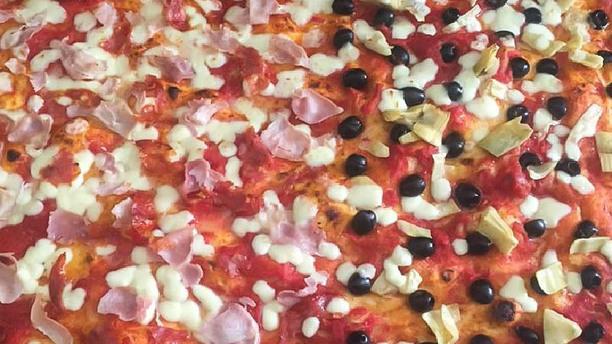 Pizza Regina Suggerimento dello chef