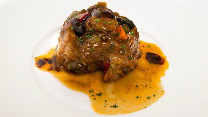 Sugerencia del chef - Amparito Roca - Juan Bravo, Madrid