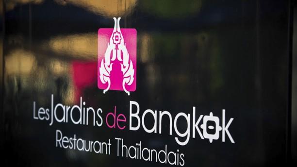 Les Jardins de Bangkok Détail restaurant