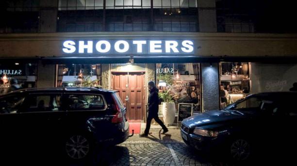 Shooters Jönköping Entrance