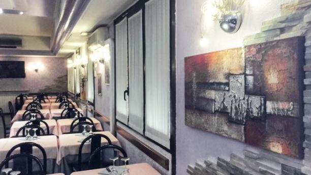 Ristorante Pizzeria Roxy sala