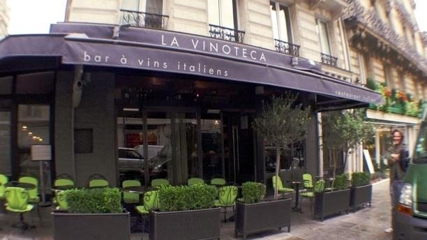 La Vinoteca Bienvenue au restaurant La Vinoteca