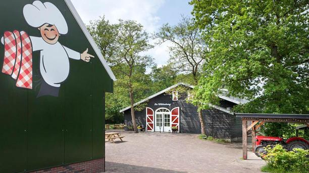 Pannenkoekenboerderij De Wildenburg Het restaurant
