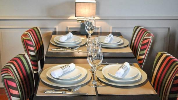 La Table d´Agnès Salon du restaurant