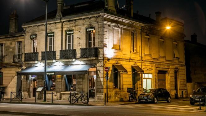 Devanture - La Villa Ferretti, Bordeaux