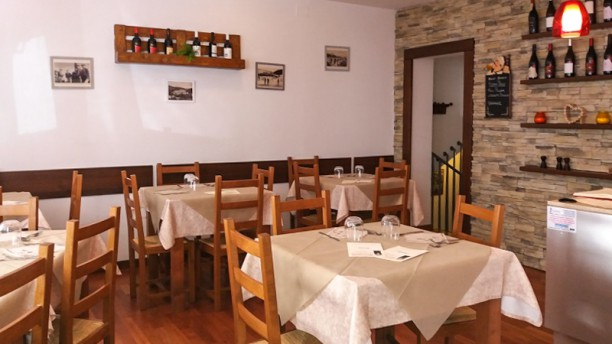 Osteria Roccolana Interno