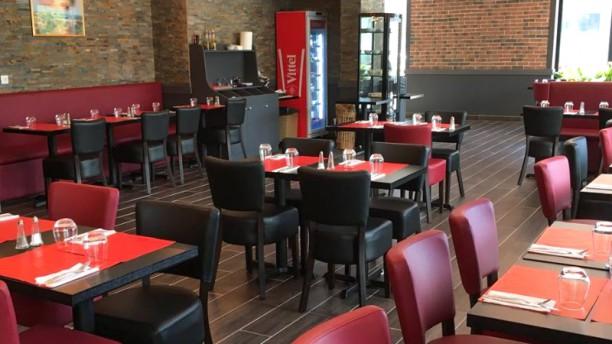 Le Milano Salle du restaurant