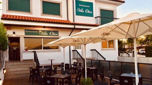 Restaurante Villa Oliva Esplanada