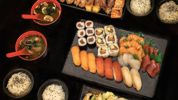 Yukimi Suggestion de plat