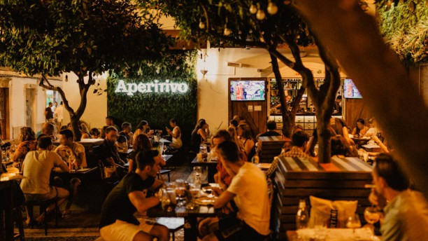 Aperitivo Bar Esplanada