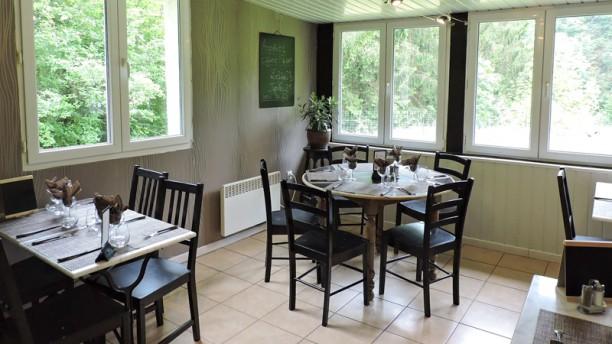 La Table du Pays Salle du restaurant