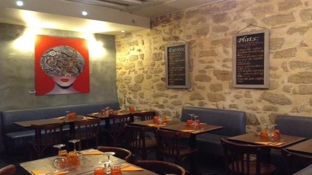 Café Jil Intérieur