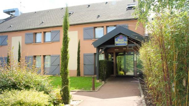 Best Western The Hotel Versailles Buc Entrée principale
