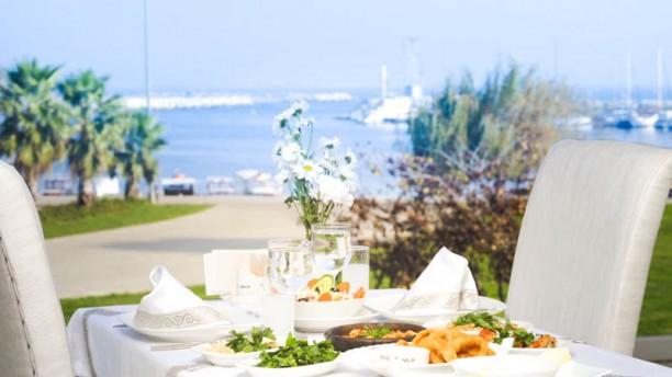 Efe Balık terrace