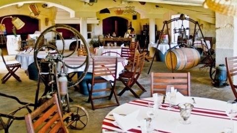 restaurant - Château le Bouïs - Gruissan