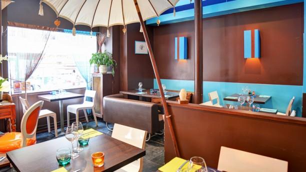 Restaurant Aux Couleurs du Monde à Paris (75017), Batignolles ...