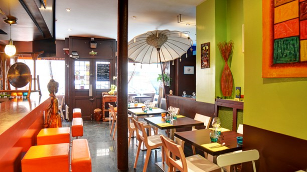 Aux Couleurs du Monde in Paris - Restaurant Reviews, Menu and ...