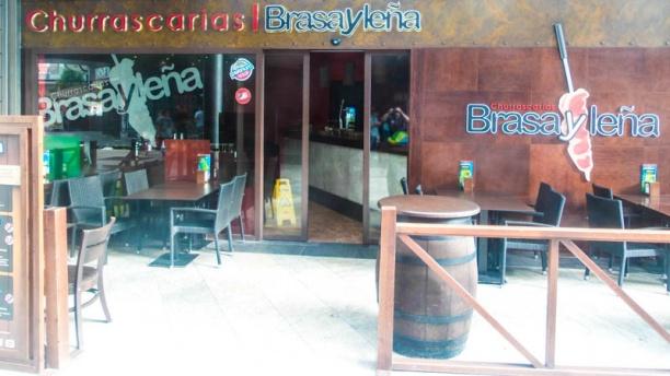 Brasayleña - Splau Vista fachada