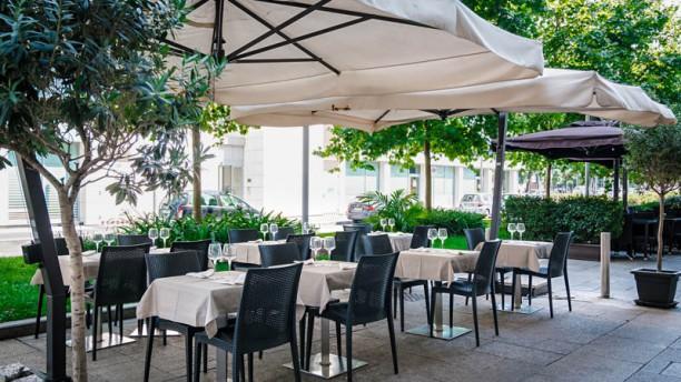 Sweet Pizzeria Vista terrazza