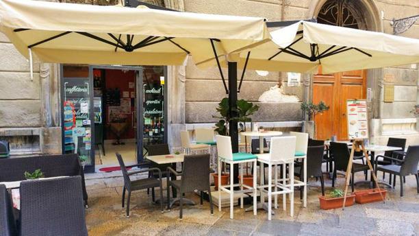 Garibaldi 58 La terrazza