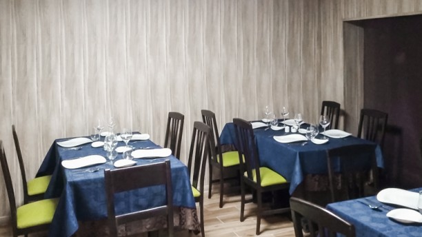 Restaurante La Alacena Vista sala