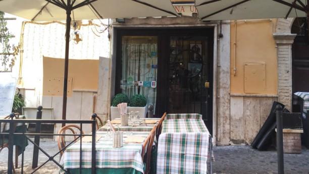 Taverna urbana a roma menu prezzi immagini recensioni - Ristorante con tavoli all aperto roma ...