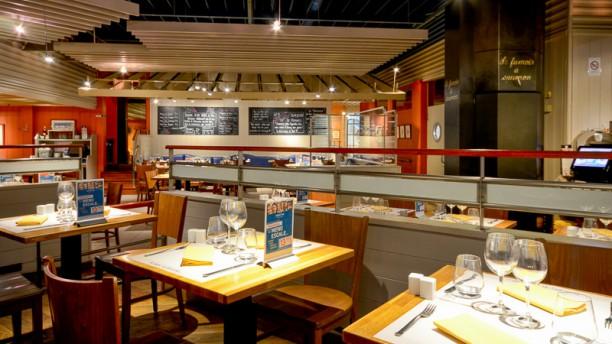 Restaurante amarine villeneuve d 39 ascq en villeneuve d 39 ascq for Cuisine ouverte restaurant norme