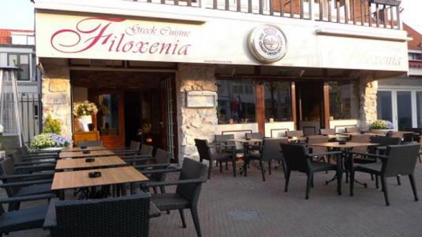 Greek Cuisine Filoxenia Exterior