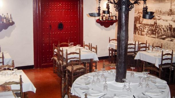 Casa Cuesta Vista interior