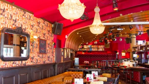 Café Beurs Restaurantzaal