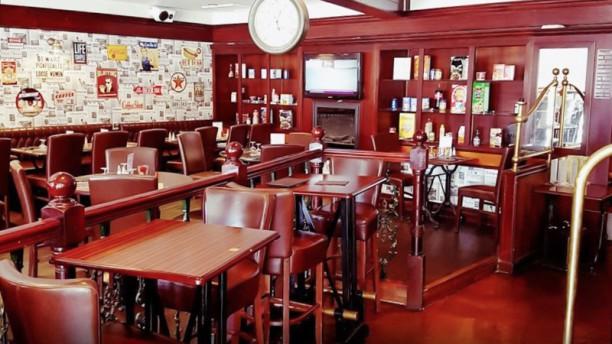 restaurant le 90 39 s la garenne colombes 92250 avis menu et prix. Black Bedroom Furniture Sets. Home Design Ideas