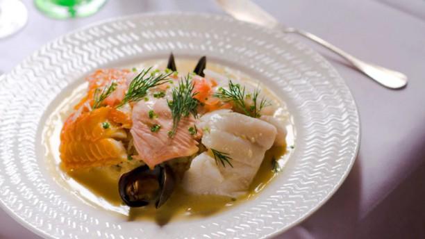 Assiette et Marée Suggestion de plat