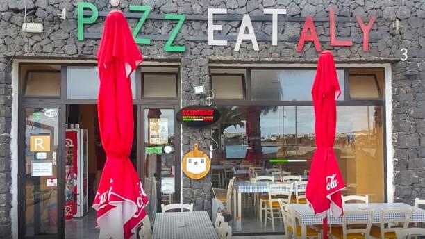 Pizzeataly Entrada