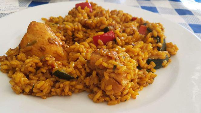 paella - Esturión - Benidorm, Benidorm