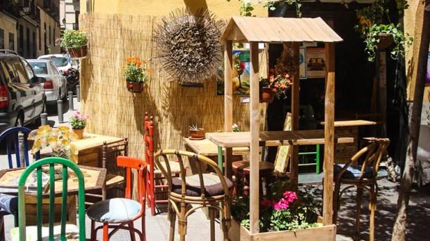 Tiyoweh La Quietud Vista entrada