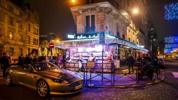 Bar à Huîtres Saint Germain