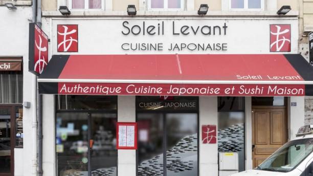 Soleil Levant façade