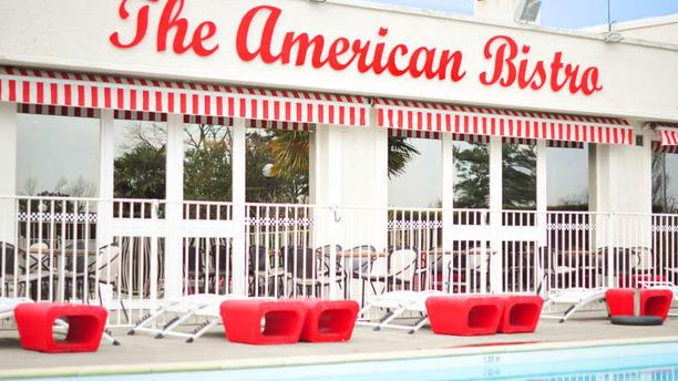 American Bistro façade
