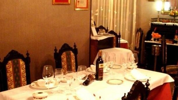 Hostería De Los Palmeros Vista de mesa