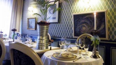 restaurant - Relais de Poste Saint-Jacques - Brou