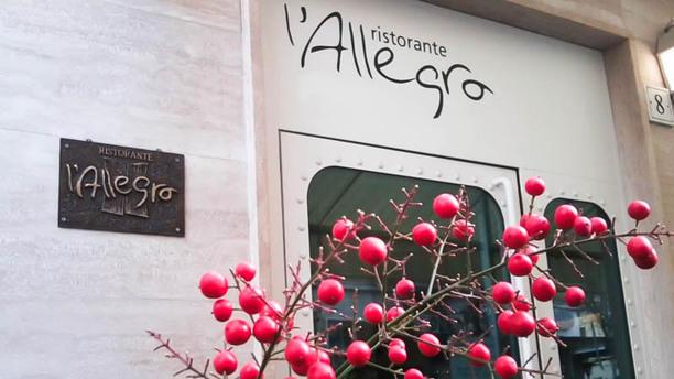 L'Allegro La entrata