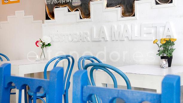 La Maleta RestoBar Detalle mesa