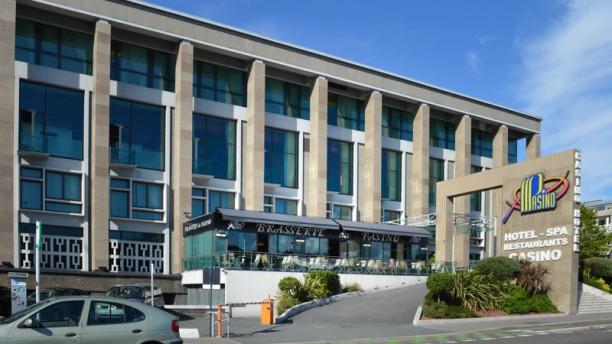 La Brasserie du Pasino - Casino Partouche Le Havre devanture