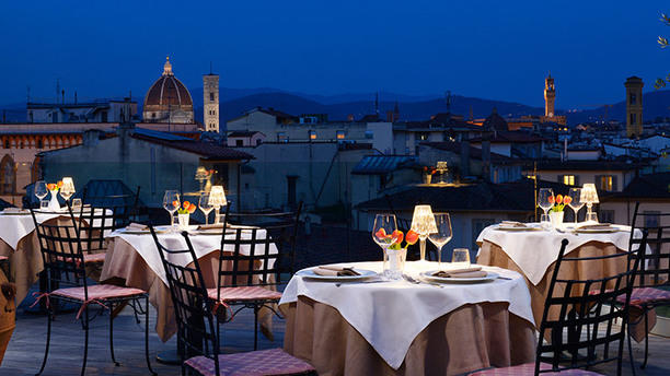 Terrazza Rossini in Florence - Restaurant Reviews, Menu and Prices ...